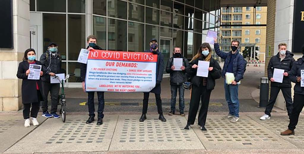 EVICTIONS: Activists mobilise across UK to lobby government on ban extension - https://roomslocal.co.uk/blog/evictions-activists-mobilise-across-uk-to-lobby-government-on-ban-extension #activists #mobilise #across #lobby #government