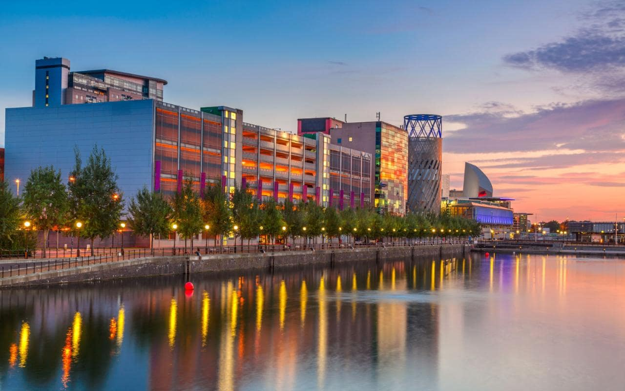 Manchester properties