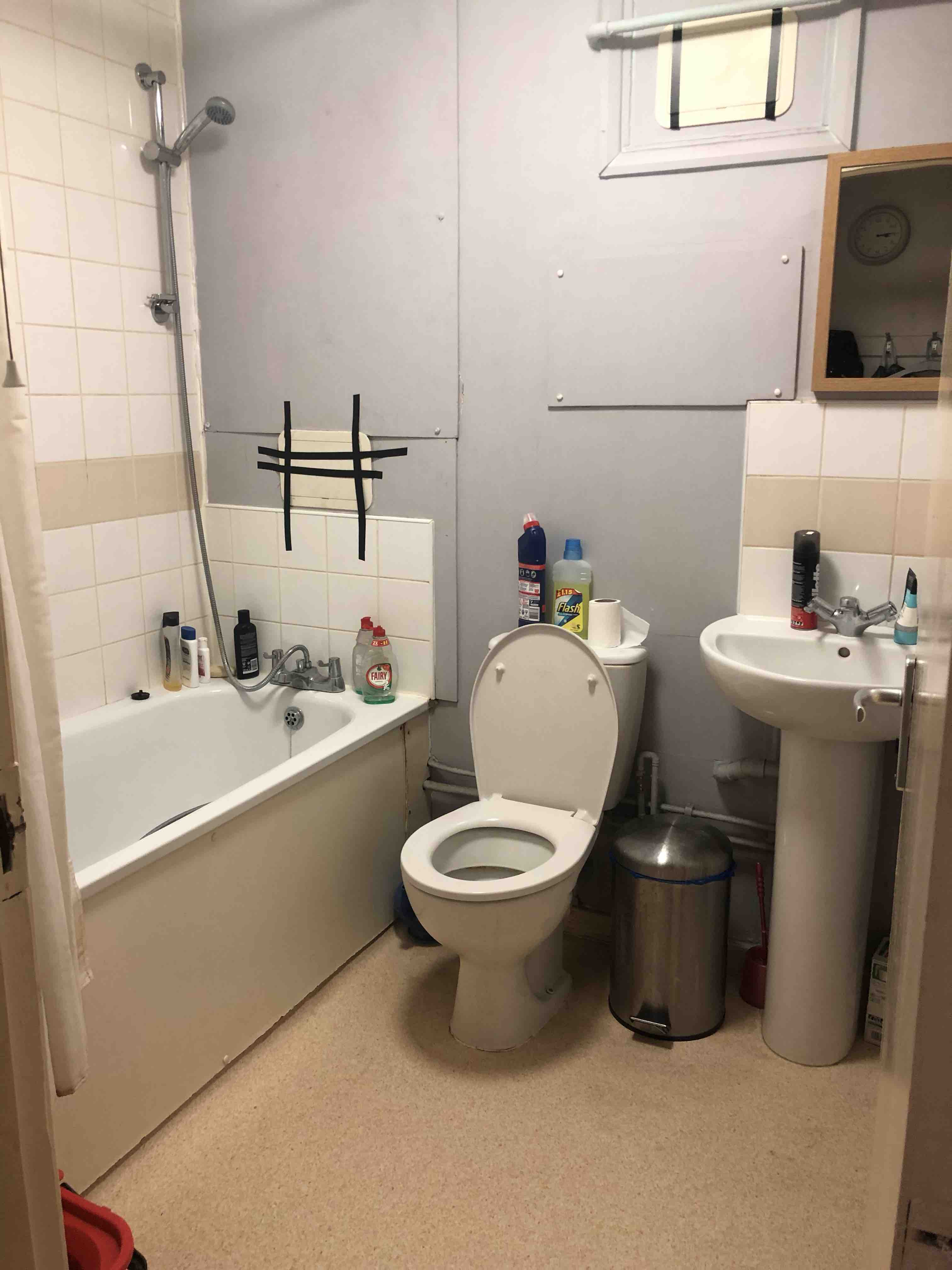 1 room in St. Dunstan's and Stepney Green, London, E1 2HD RoomsLocal image
