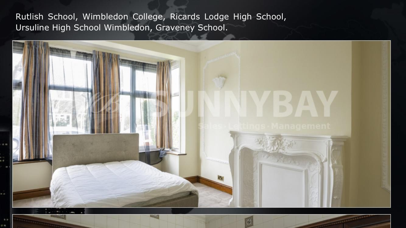 2 rooms in Abbey, Wimbledon, SW19 2LE RoomsLocal image