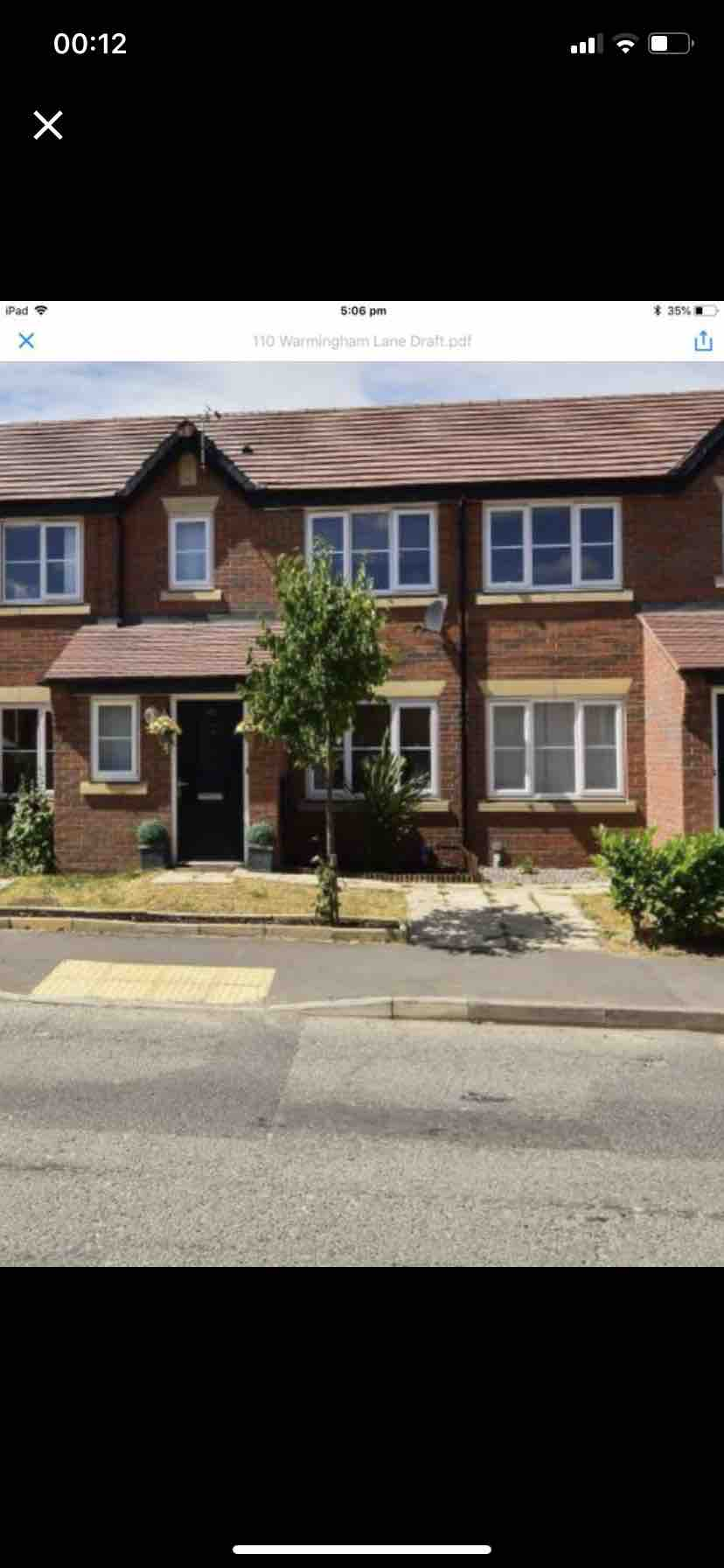 3 bed house 1x double room to rent image