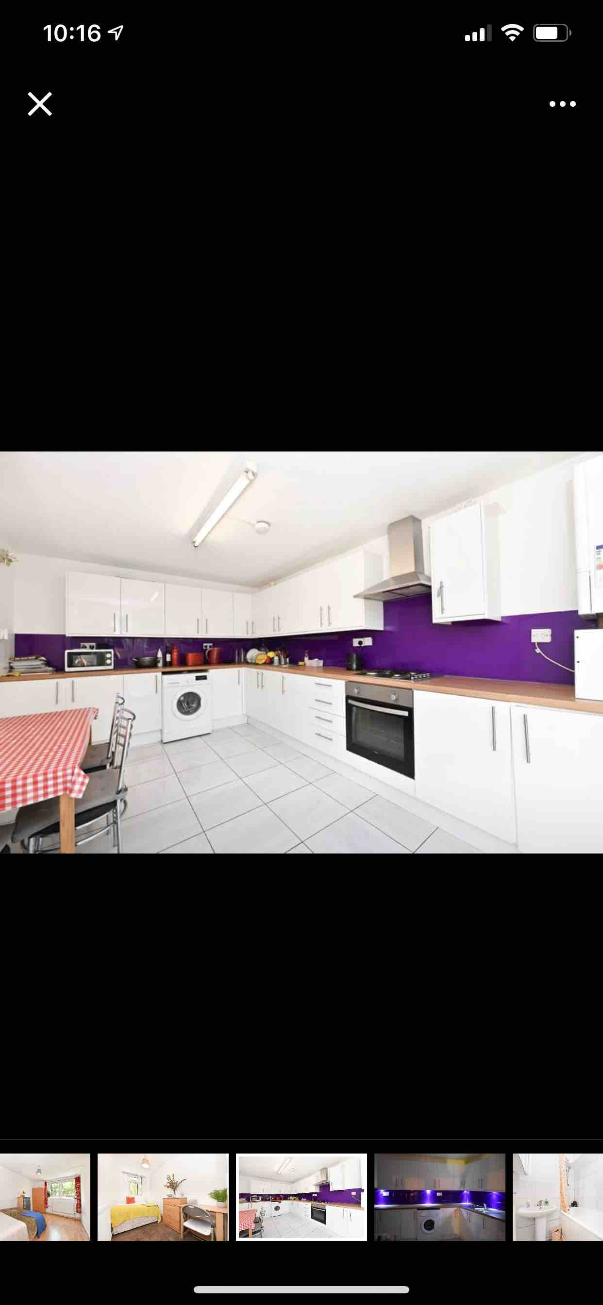1 room in Finsbury Park, Archway, N19 3XU RoomsLocal image